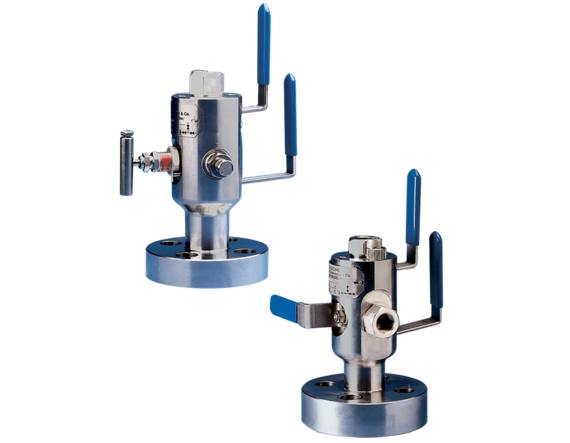 Models F63/F64 Primary Isolation Valves