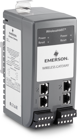 emerson wireless1410h gateway