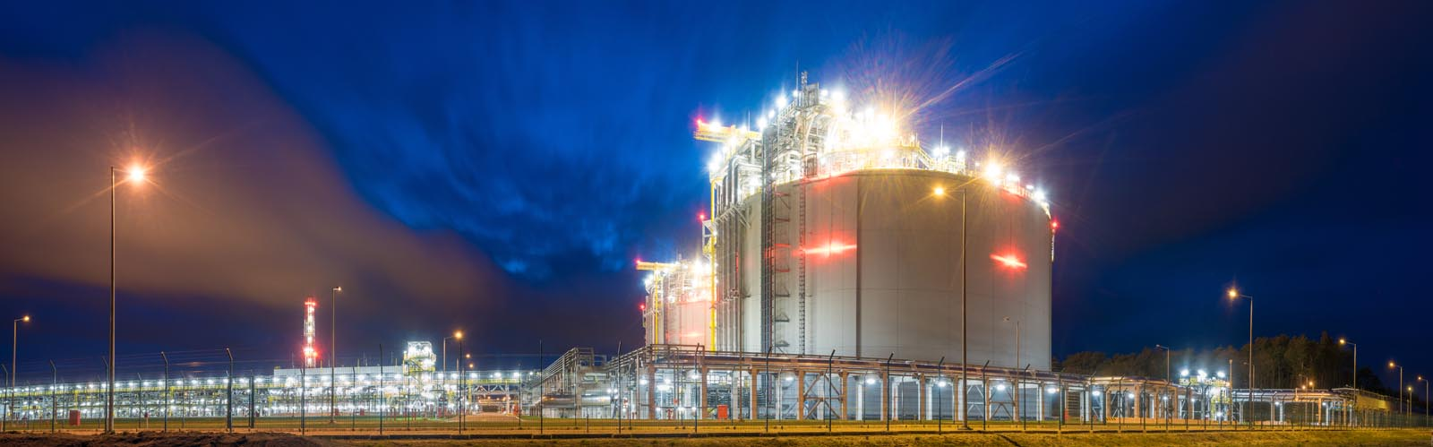 If critical assets in the LNG facility like valve, instruments, and control systems don't work as expected, reliability can be impacted.