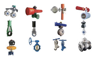Grouping of isolation and valve automation products